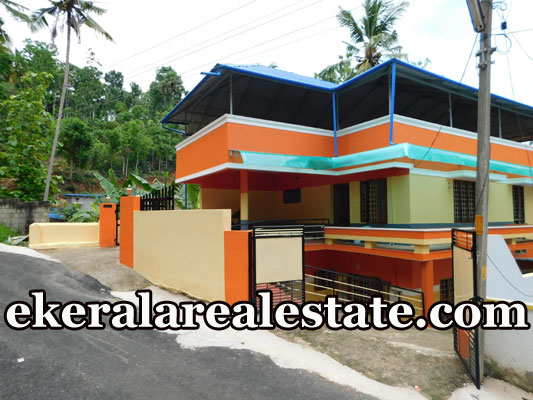 85 lakhs new house for sale at Maruthur Mannanthala Trivandrum real estate