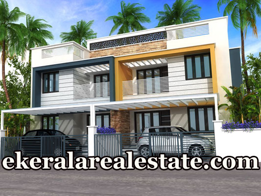 Low Budget modern new house sale  Near Malayinkeezhu