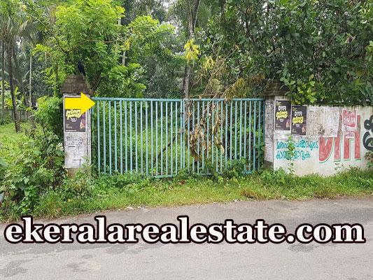 Karunagappally Kollam  land plot 92 cents for sale