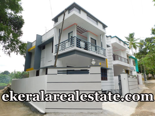 Low budget attractive house sale at Thachottukavu Trivandrum