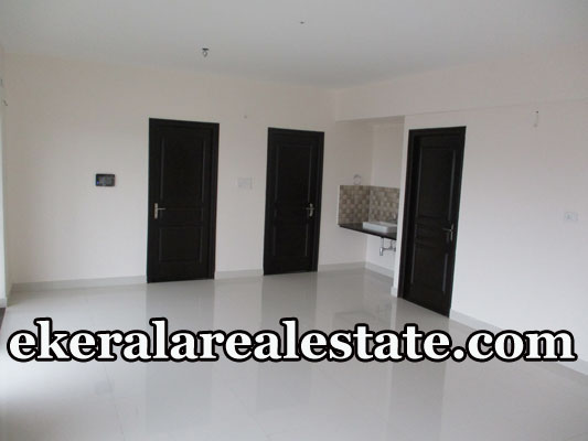 Ready to Occupy 3 bhk new flat sale in Pattom