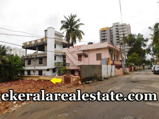 Sasthamangalam 15 cents house plot for sale