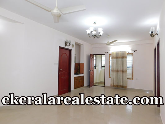 Semi furnished flat sale in  Paruthipara