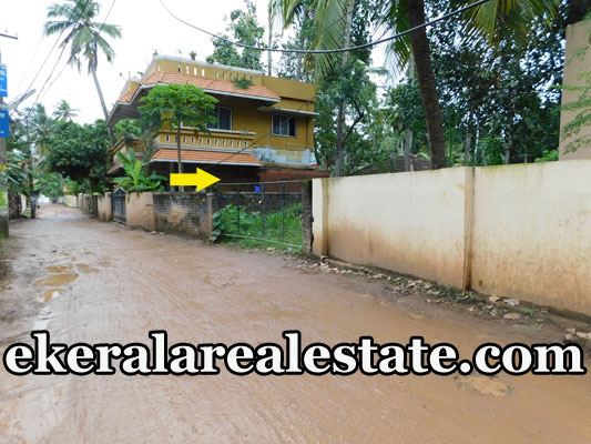 Road frontage site sale in  Chalakuzhy Road