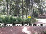 Poonkulam Vellayani 15 cents land plot for sale