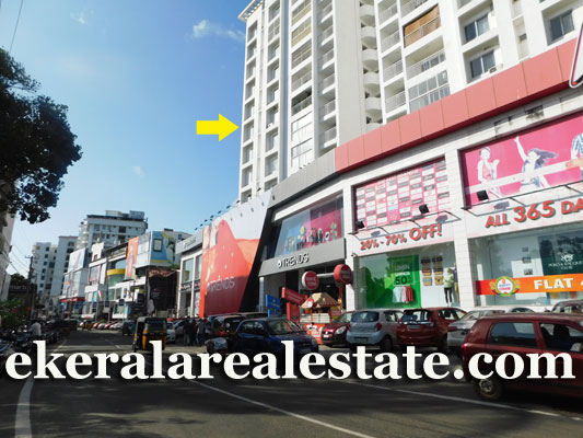 Ready to occupy flat sale in Kowdiar Trivandrum