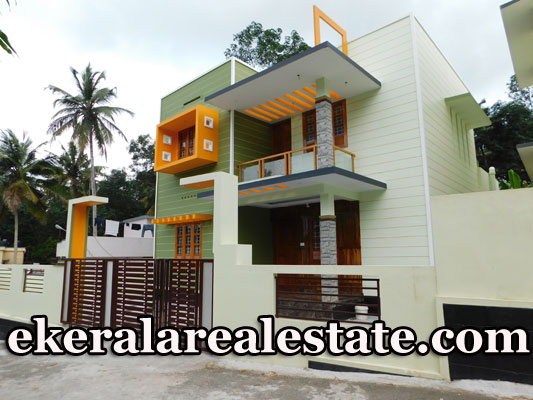 Pothencode Trivandrum 3 bhk new house for sale