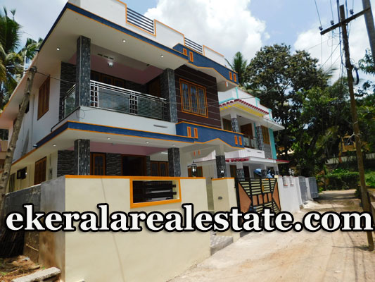 Vattiyoorkavu 50 lakhs new house for sale