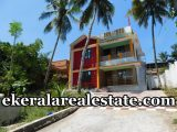 vattiyoorkavu 8 cents land and new house for sale
