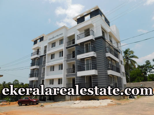 Ready To Occupy 3 bhk Flats For Sale at Kudappanakunnu
