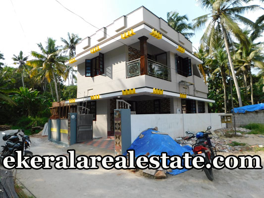1450 sq ft new house sale in Sreekaryam Trivandrum
