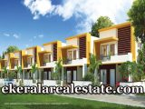 1500 sqft individual villa sale in Technopark Trivandrum
