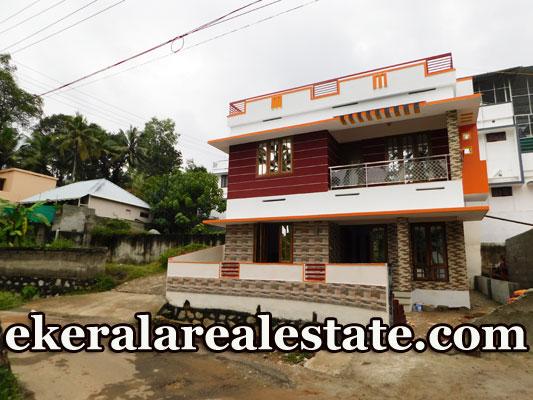 3 cents land and 3 bhk house sale at Vattiyoorkavu