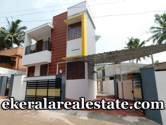 Nettayam 2 storey new house 3 bhk for sale