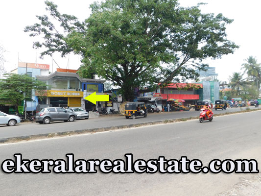 Road Frontage commercial building sale in Kesavadasapuram