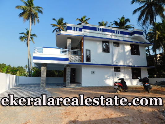 2100 sq ft new attractive house for sale in Peroorkada Trivandrum