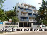 Attractive 3 BHK Apartments sale Near Nalanchira 63 lakhs