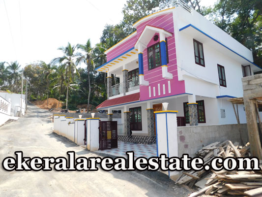 Below 55 lakhs new beautiful house sale in Kattuvila Peyad