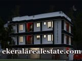 Poojappura-45-lakhs-low-price-apartment-for-sale